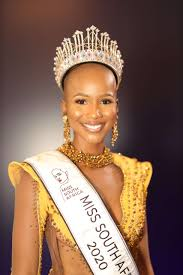 THE LIMPOPO CHAMBER OF COMMERCE AND INDUSTRY (LCCI) WELCOMES HOME SHUDUFHADZO MUSIDA AND CONGRATULATES HER FOR BEING CROWNED MISS SOUTH AFRICA 2020
