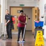 General and Staff-Cleaner