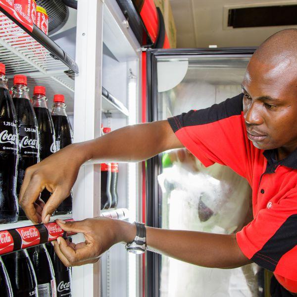 General Worker at Coca Cola 2021